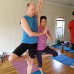 Partner Yoga Workshop 2013